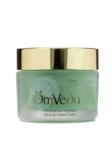 OmVeda Aloe Vera Cleansing Cream 50mls