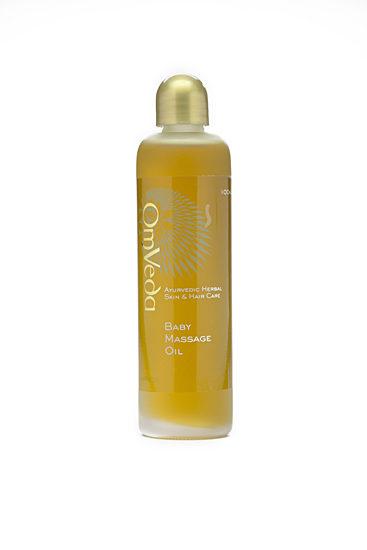 OmVeda Baby Massage Oil - 100mls V