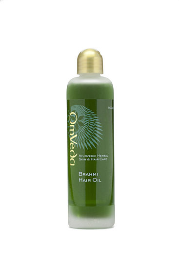 OmVeda Brahmi Hair Oil - 100mls V