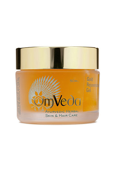 OmVeda Gold Rejuvenating Gel 50mls V