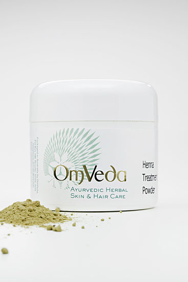 OmVeda Henna Treatment Powder - 250mls