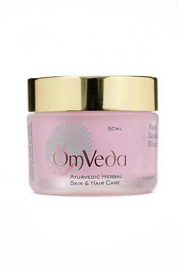 OmVeda Honey & Sandalwood Moisturiser 50mls