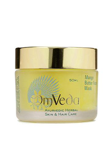 OmVeda Mango Body Butter Face Pack 50mls
