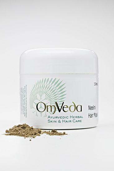 OmVeda Neelinin Herbal Hair Pack - 250mls