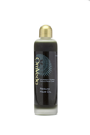 OmVeda Neelinin Herbal Hair Oil - 100mls V