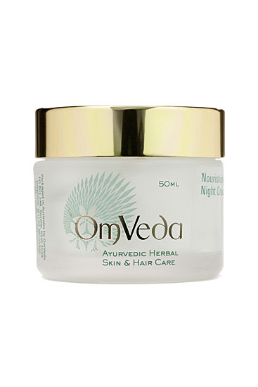 OmVeda Nourishing Night Cream 50mls