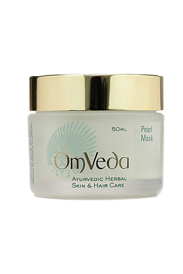 OmVeda Pearl Mask 50mls