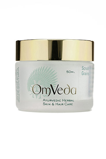 OmVeda Scrub Grains 50mls V