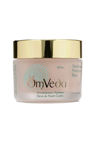 OmVeda Sandalwood Protective Base 50mls